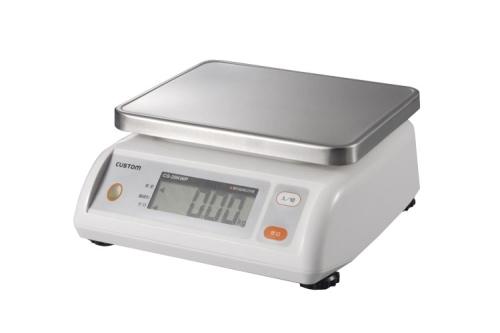 カスタム デジタル防水はかり CS-1000WP (BHKA601)