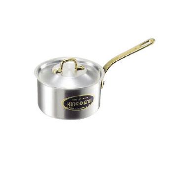 片手鍋 深型 (目盛付) キングデンジ 24cm