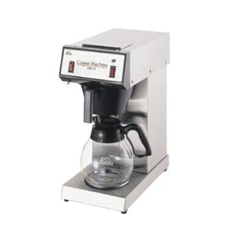 【送料l無料!】 コーヒーマシン KW-12 業務用 カリタ