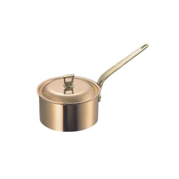 片手鍋 ガゼル 銅製 深型 21cm