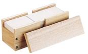 木製業務用かつ箱(タモ材) 小 (BKT03003)