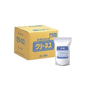 クリーネス 酸素系漂白剤 ライオン 2kg×6入