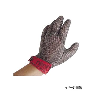 メッシュ手袋 L ステンレス ニロフレックス