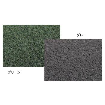 フロアーマット グリーン エコ 900×1500