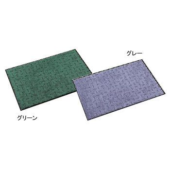 レインマット グレー エコ 900×1500
