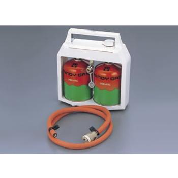 ガス供給機 B型 パワーエース (ボンベ2本付)