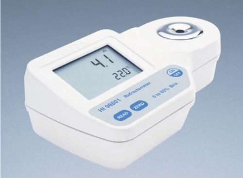ハンナポータブル型 デジタル糖度計 HI96801 (BTU1701)