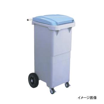 リサイクルカート#110 搬送型 イエロー PE製 セキスイ