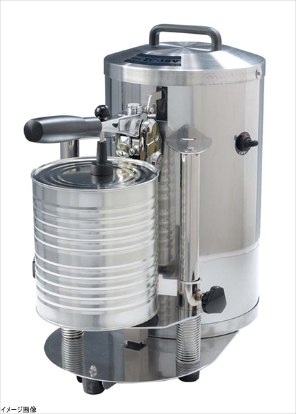 新考社 電動缶切機 EC-1SV