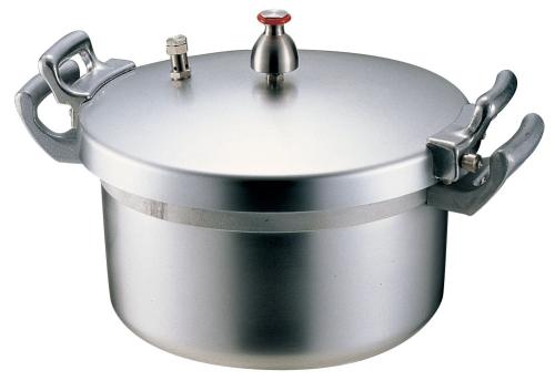 ホクア 業務用アルミ圧力鍋 15L (AAT01015)