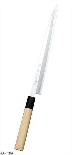 堺實光 上作 ふぐ引(片刃) 24cm 17558