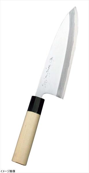 堺實光 上作 出刃(片刃) 21cm 17536