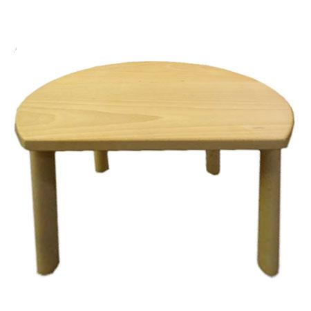 木のおもちゃ ミニテーブル (こども机)子供机