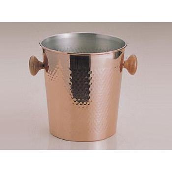 シャンパンワインクーラー S-5381 銅製