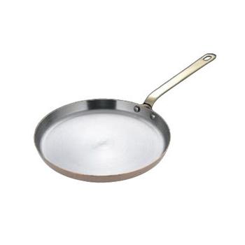 クレープパン カパーイノックス モービル 6535 25cm