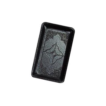 新品未使用正規品 キャッシュトレイ T-1 [ギフト/プレゼント/ご褒美] 洋風 シンビ 黒