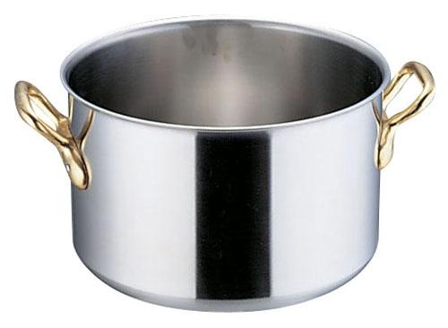 SAスーパーデンジ 半寸胴鍋(蓋無) 24cm (AHV54024)