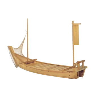 大漁舟 アミ付 ひのき 6尺