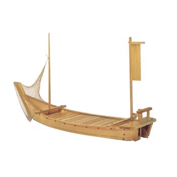 大漁舟 アミ付 ひのき 5尺