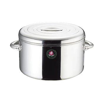 保温食缶 ライスジャー モモ 18-8 3升用