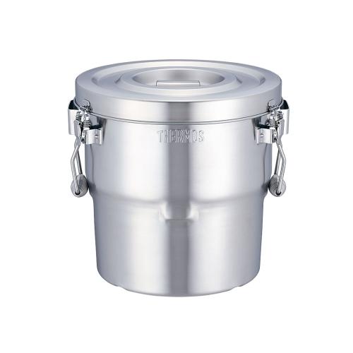 18-8 高性能保温食缶(シャトルドラム) GBBー14C (ASYE702)