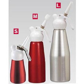 Espuma sparkling M Silver (CO2 espuma)