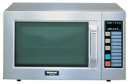 パナソニック 業務用電子レンジ NE-710GP 60Hz (DLV8102)