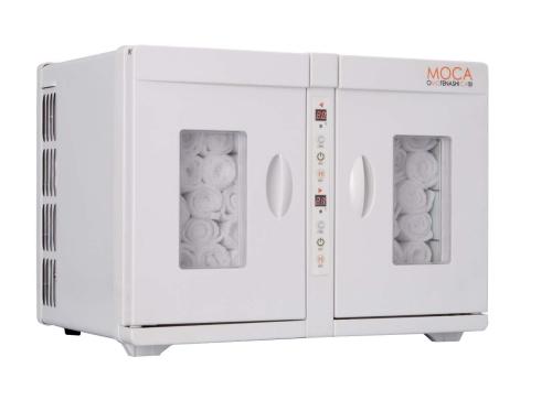 業務用温冷庫 MOCA CHC-16WF・両開きタイプ (EOV8201)