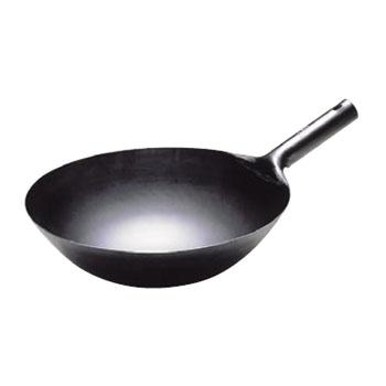 中華鍋 片手 打出 チタン 36cm