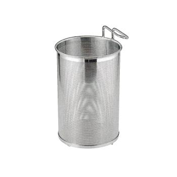 スープ取りザル 普及型 パンチング 18-8(ステンレス) UK