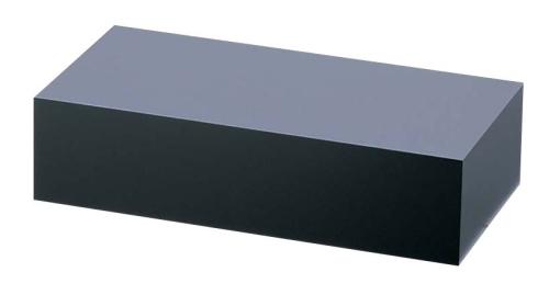 アクリル ディスプレイBOX 中 黒マット B30-9 (NDI0702)