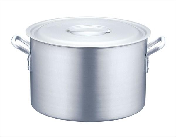 半寸胴鍋 アルミニウム(アルマイト加工) (目盛付)TKG 54cm (AHV6254)