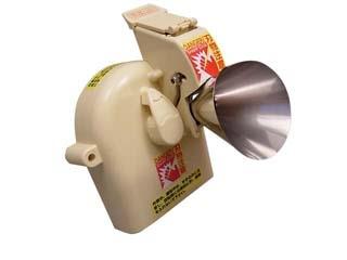 電動高速ネギカッター用 細ネギ専用キット (CHS0101)