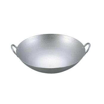 中華鍋 両手 超軽量 純チタン 30cm