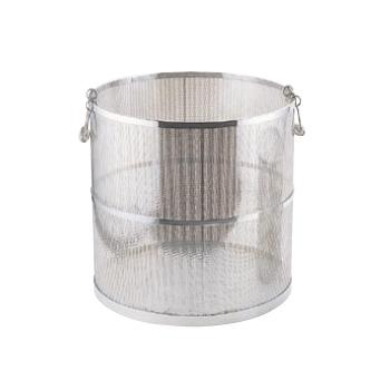 スープ取りザル 丸型 パンチング 18-8(ステンレス) UK 39cm用