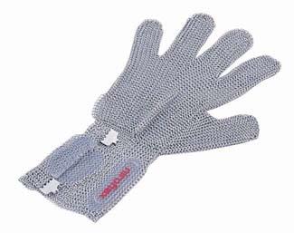 ニロフレックス2000メッシュ手袋5本指 C-M5-NVショートカフ付 (STB6902)