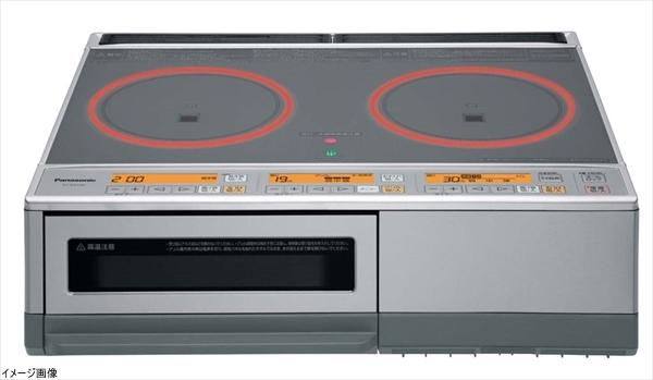 Panasonic IHクッキングヒーター2口IH 鉄・ステンレス対応 据置タイプ KZ-KG22D