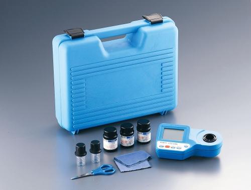 ハンナ デジタル残留塩素計(全塩素用) HI96711Cケース付キット (BZV2401)