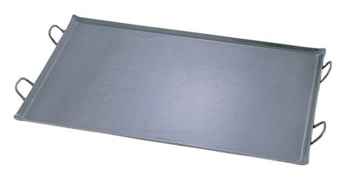 鉄 極厚プレス式 バーベキュー鉄板 特大 (GTT3101)