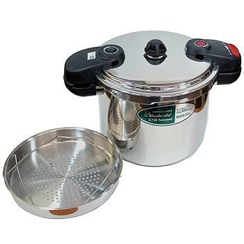 ワンダーシェフ (Wonder chef) 圧力鍋 8.0L