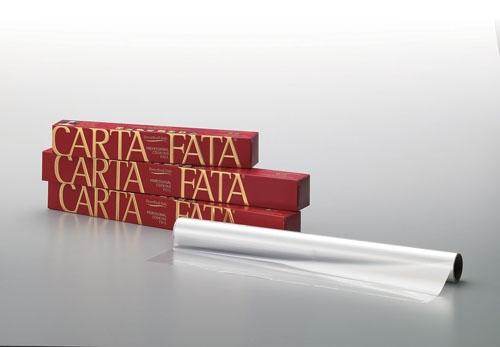 耐熱業務用クッキングラップ カルタファタ 正方形シート(100枚入) (XKL2501)