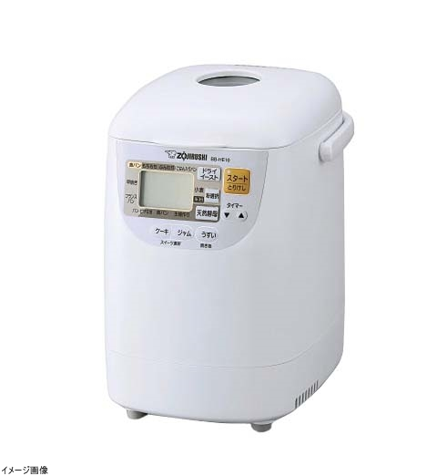 象印 ホームベーカリー 1斤 BB-HE10-WA