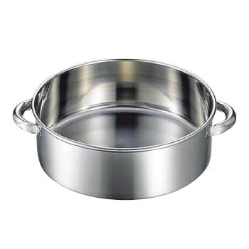 洗い桶 手付 18-8(ステンレス) 55cm