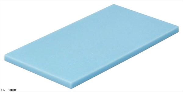 トンボ 抗菌カラー まな板 3cm厚60×30cm ブルー 業務用まな板