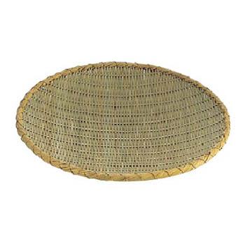 ためザル 佐渡竹製 60cm