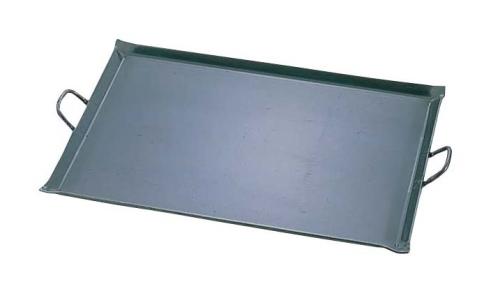 鉄 極厚プレス式 バーベキュー鉄板 中 (GTT3103)