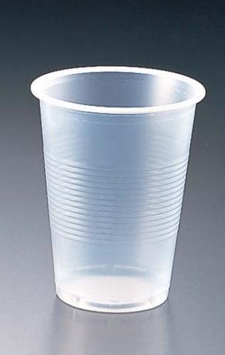 プラスチックカップ(半透明) 7オンス(2500個入) (XKT6007)