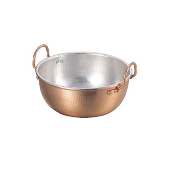 さわり鍋 銅製 45cm