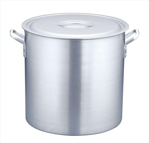 寸胴鍋 アルミニウム(アルマイト加工) (目盛付)TKG 51cm (AZV6351)