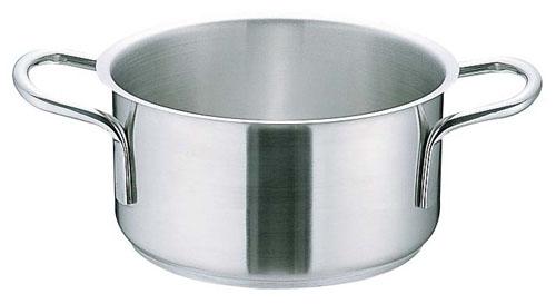 ムラノ インダクション 18-8 外輪鍋 (蓋無)45cm (ASTH909)